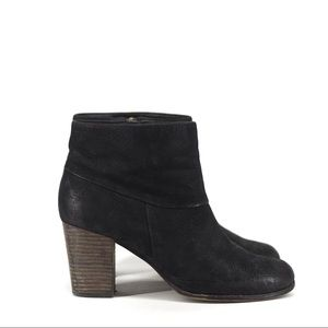 Cole Haan   Nike Air Cassidy black ankle boots